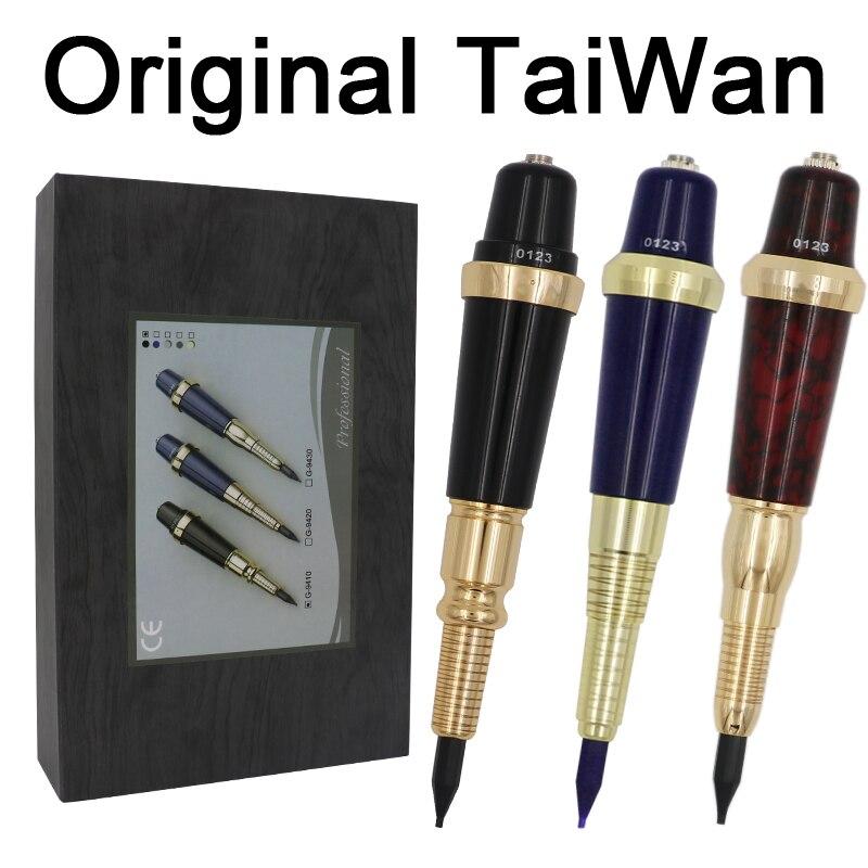 Pro eredeti tajvani G-9410 Állandó Smink Tattoo Machine toll - Tetoválás és testmûvészet