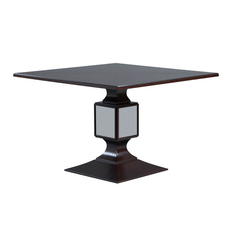 Custom Square Dining Tables Seating Dining Tables With Chairs