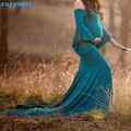 Одежда для беременных для фотосессий с длинным рукавом для будущих мам реквизит для фотосессии платье для беременных рождественские плать...