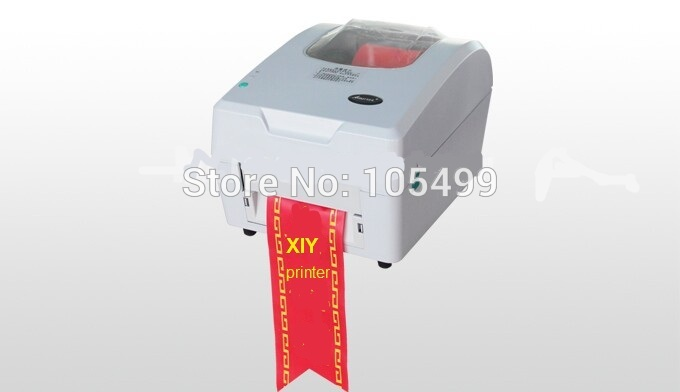 Print on roll materials digital ribbon printer machine sale Hot Sale Small Banners Machine Ribbon Printing