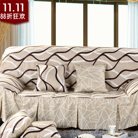 100 Cotton Sofa Set Cover Single Double Fabric Full To My Have A Surprise In From Home Garden On Aliexpress