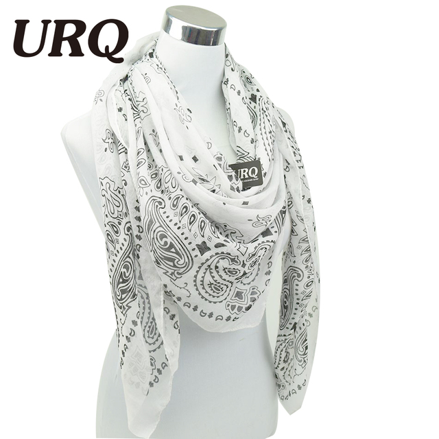 large square Paisley Scarf Women's Bandana scarves and shawls women Viscose Hijab Scarves&Wrapsbrand stoles scarf for women 437