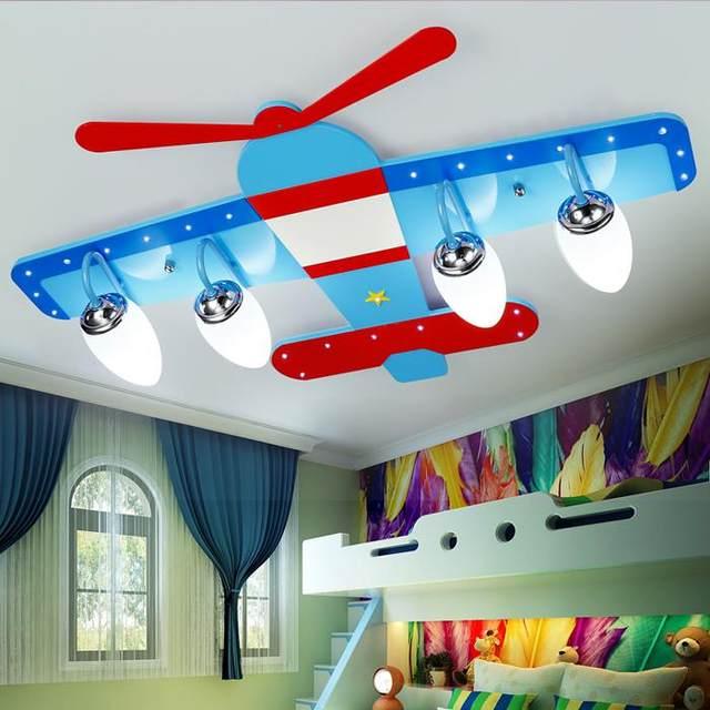 Online-Shop A1 Kinderzimmer Deckenleuchte Licht Junge Raum