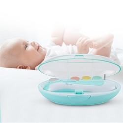 Elektrische Baby Nail Trimmer Kids Schaar Zuigeling Nail Care Safe Nagelknipper Cutter Voor Newbron Nail Trimmer Manicure