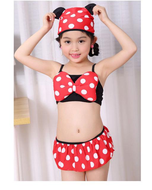 Baby Girl Kids Swimming Costume Summer Sportswear Bathing Suit