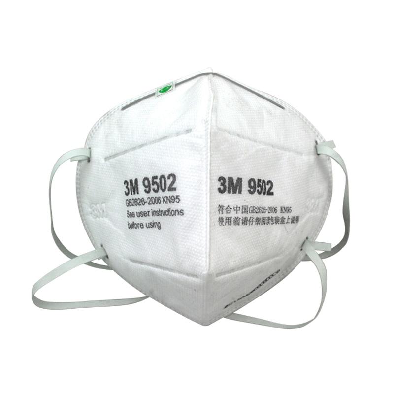 Masks 30pcs Safety Anti pack Kn95 Standard Particulate 3m 9502