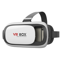 ใหม่หัวหน้าเมาจริงเสมือนVRกล่องII 2.0รุ่น3Dแว่นตาG Oogleกระดาษแข็งVRแว่นตา3Dวิดีโอภาพยนตร์เกมสำหรับมาร์ทโฟน