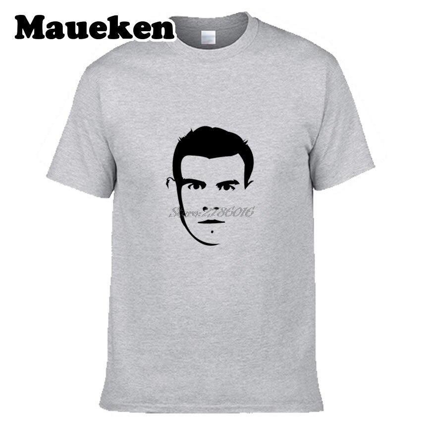 Wales Star Gareth Bale Men T-shirt Clothes Short Sleeve T SHIRT Mens Fashion More Color W0223025