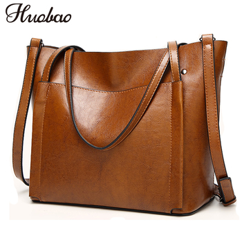 2020 Women Leather Handbags Fashion Ladies Shoulder Bag Luxury Designer Vintage Women Messenger Bag High Quality Top-Handle Bags