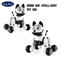 Early Education Intelligent Electronic Induction Pet Dog Cat Children Toys Voice Control Machine Voice Dialogue Action