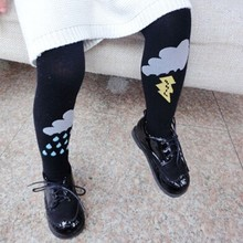 Fashion Cute Rain Weather Tights Cotton Winter Stocking Kid Girl Toddler Pantyhose For 0-4 Years Baby Girl