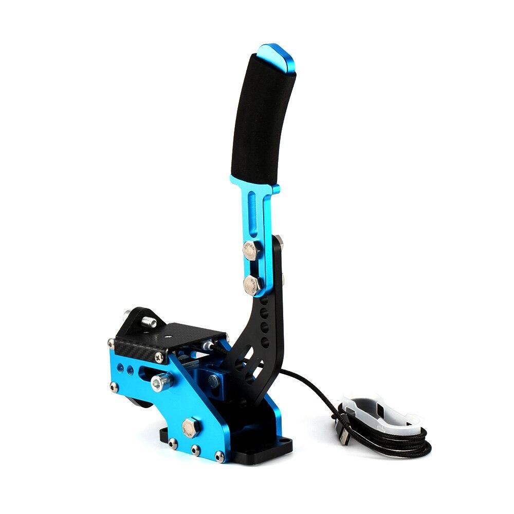 Brake System Handbrake For Rally For Logitechg 25/g29/g27 Pc 14bit Hall Sensor USB SIM Racing For Racing Games T300 T500