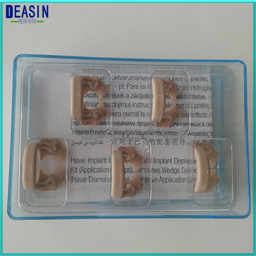 Dental Soft Clamp Universal Rubber Dam Sundries Molar Teeth Polymer