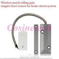 868 MHZ Sem Fio porta de Rolamento Sensor magnético, Portões de Garagem Porta/janela senser, detector para GSM PSTN Casa Sistema de Alarme de segurança