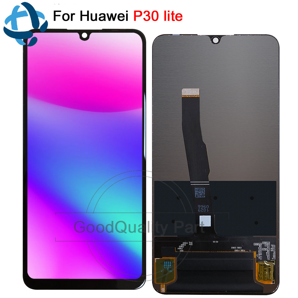 New for Huawei P30 Lite/ Nova 4E 6.15 LCD Display Touch Screen Digitizer Assembly LCD Display P30 Lite MAR-LX1M MAR-LX2J repairNew for Huawei P30 Lite/ Nova 4E 6.15 LCD Display Touch Screen Digitizer Assembly LCD Display P30 Lite MAR-LX1M MAR-LX2J repair