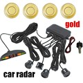 hot sale for all cars Car LED Parking Sensor Kit Display 4 Sensors12V Reverse Assistance Backup Radar Monitor System