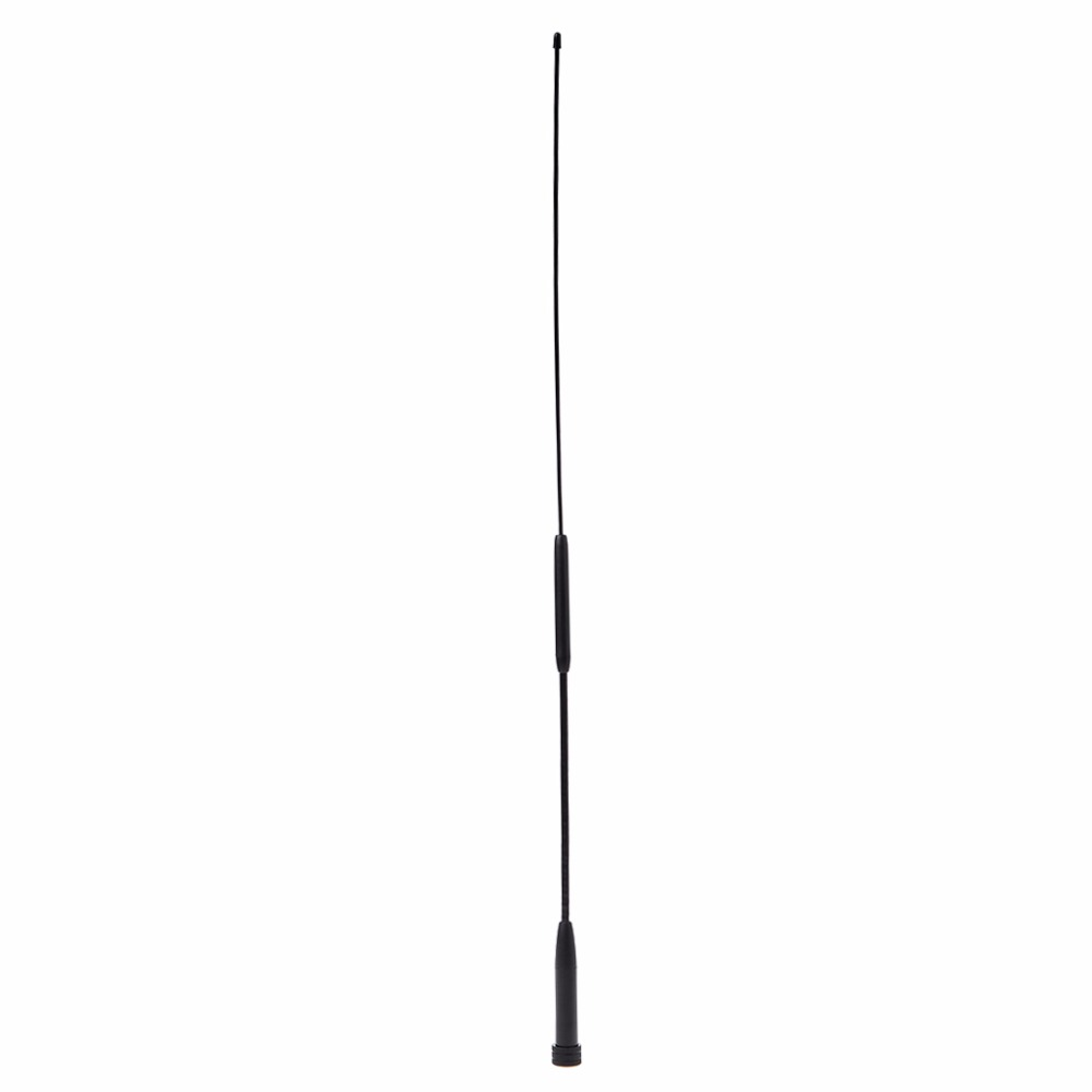 Free Shipping RH901S SMA-M Male Dual Band Antenna For YAESU VX6R VX160 TYT TH-F5 Walkie Talkie