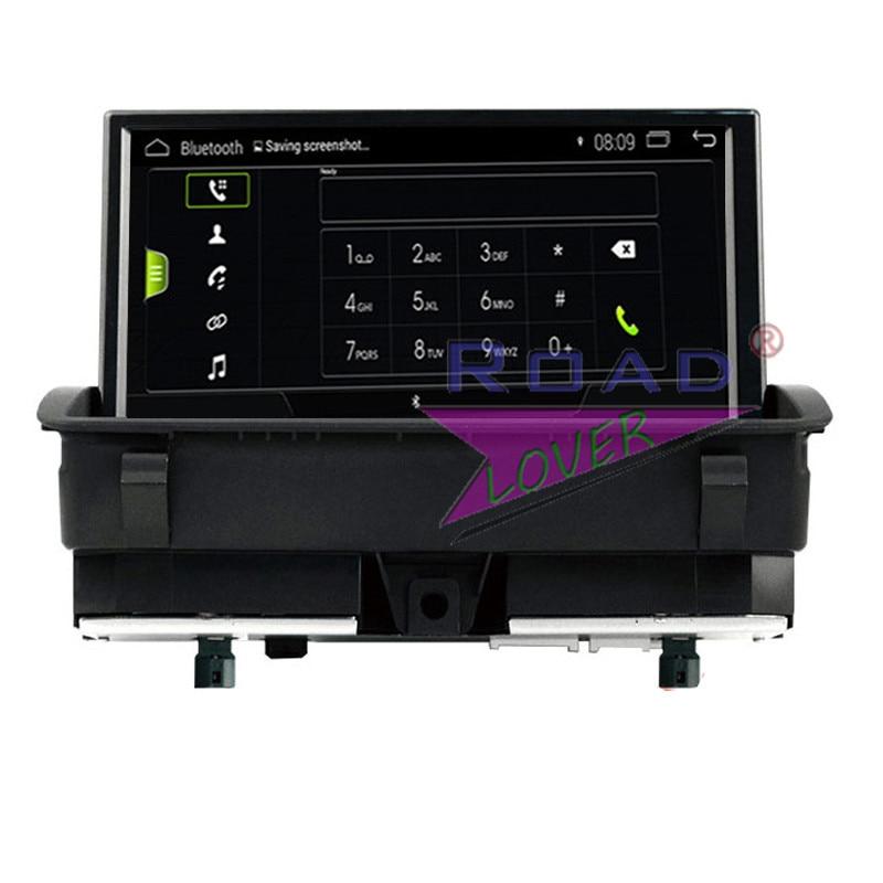 Roadlover Quad Core 8 Android 4.4 Car Media Center Player Radio For Audi Q3 (2011-2016) Stereo GPS Navigation Auto Audio 2Din