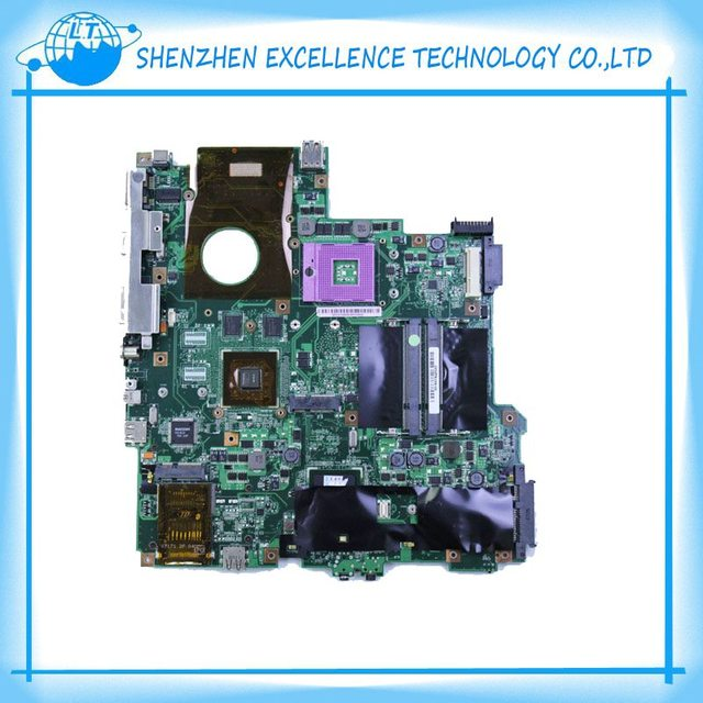 Para asus f3sc z53s laptop motherboard n100 % original testado boa garantia 60 dias