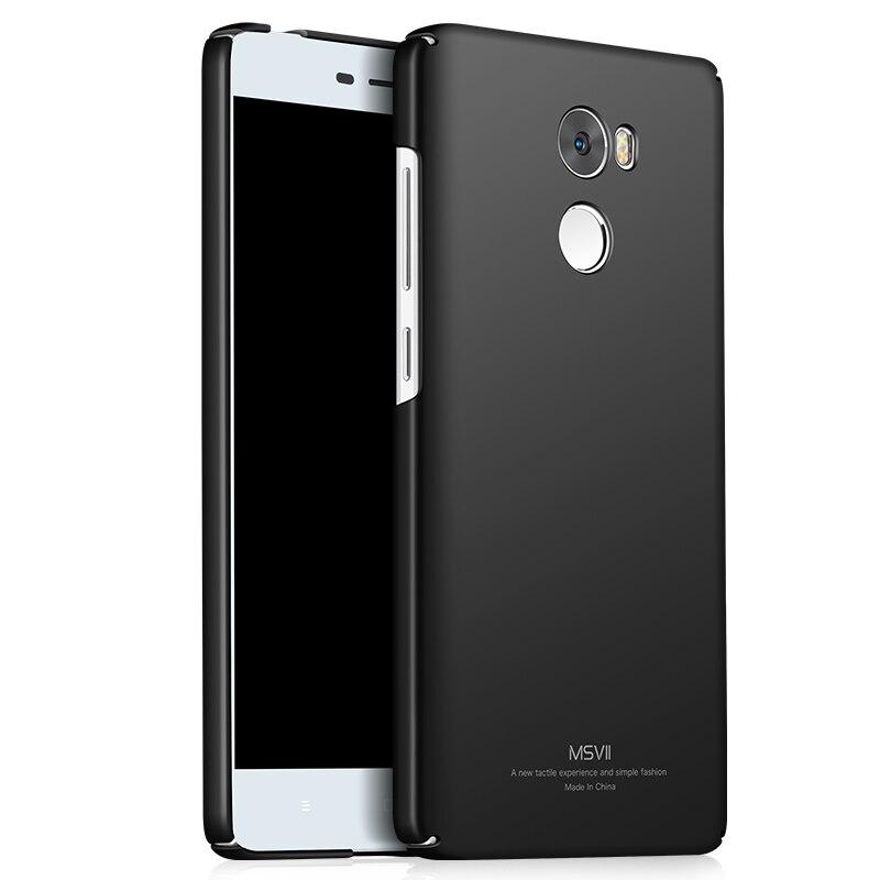 Xiaomi Redmi 4 Cases 5 2016 Luxury MSVII Brand Silm Back Cover Case Funda For Xiaomi