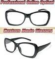 Толстые оправе как дизайнер Оптический заказ оптические линзы Чтения очки + 1 + 1.5 + 2 + 2.5 + 3 + 3.5 + 4 + 4.5 + 5 + 5.5 + 6
