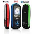 Mini RUIZU X06 FM Do Bluetooth mp3 player 8 GB Esporte Cronômetro rádio video Player Gravador de Voz mp3 Music Player suporte SD cartão