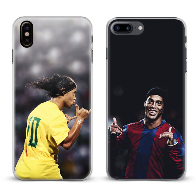 coque iphone 7 ronaldinho