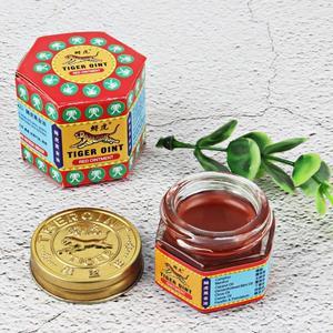 Image 3 - 100% Original Rot Weiß Tiger Balm Salbe Thailand Painkiller Salbe Muscle Pain Relief Salbe Beruhigen juckreiz Ätherisches Balsam