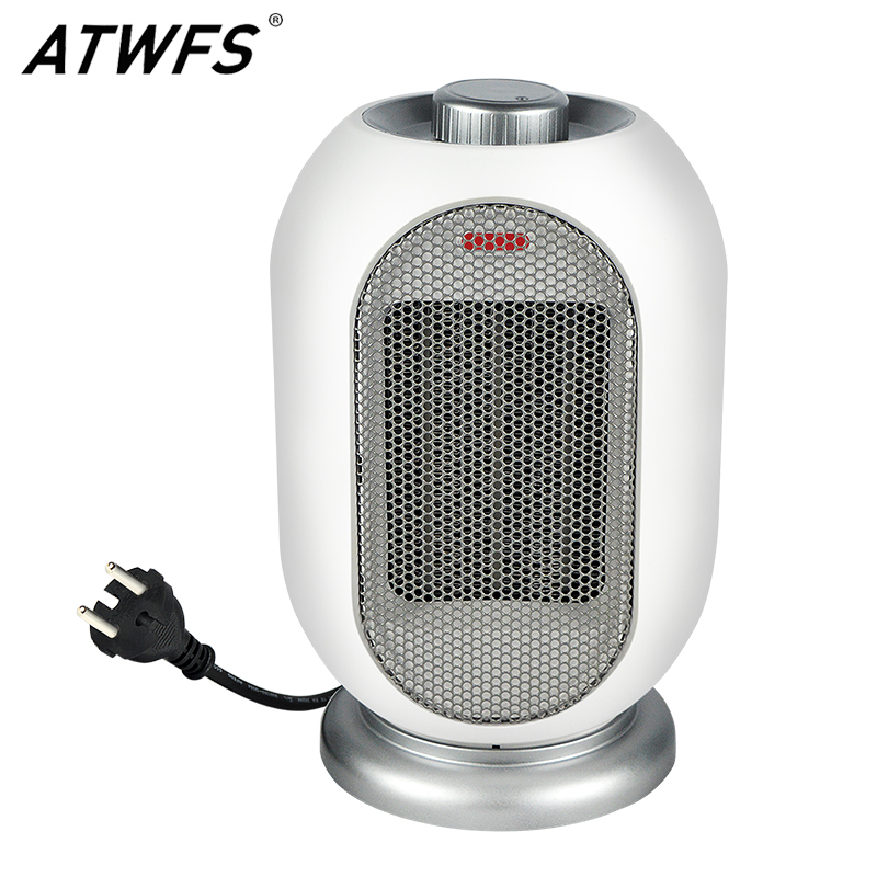 ATWFS Portable Heater Hand Room Outdoor Space PTC Air