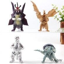 Godzilla Mechagodzilla King Pvc Dinosaur Figures Action