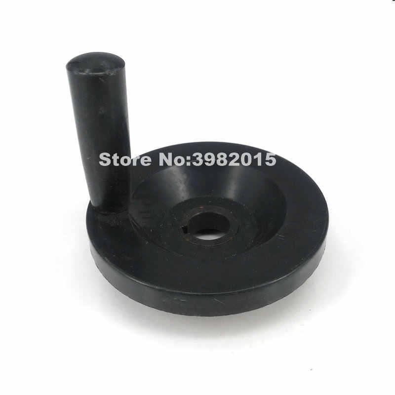 Piezas de corte de alambre rueda de mano completa 100*16/18 para cortadora de alambre WEDM