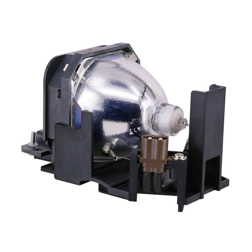 Lampe de projecteur ampoule ET-LAX100 pour PANASONIC PT-AX100 PT-AX100E PT-AX100U TH-AX100 PT-AX200 PT-AX200E PT-AX200U avec boîtier - 5