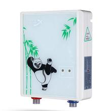 220V 3600W instant mini water heater for barber shop 5 seconds for hot water
