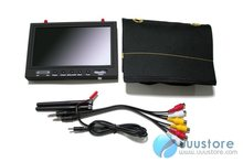 FPV Boscam RC701 All-in-one monitor,5.8GHz FPV Diversity Receiver Monitor with Light Shield