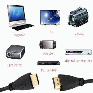 Shuliancable HDMI кабель высокоскоростной позолоченный штекер Male-Male HDMI кабель 1 м 1,5 м 2 м 3 м 5 м для HD tv xbox PS3 компьютера