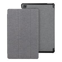 Tablet Della Copertura per Huawei Mediapad T5 M5 Lite Caso 10.1 di Vibrazione Sottile Del Basamento di Piegatura Auto Sleep m5lite Borsette di Protezione Montato involucri