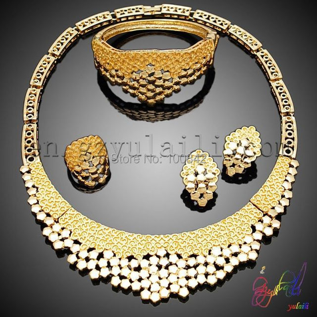 Aliexpress Buy free shipping 22k gold plated jewellery