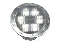 2017 nueva de acero inoxidable IP68 12 v 6 w rgb led bajo el agua lámpara led piscina iluminación CE & ROHS max. instalar en profundidad de 20 m 60 unids/lote