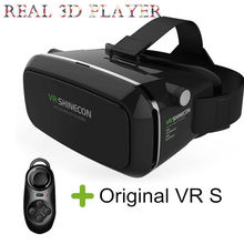 ส่วนลด!! 3D VRชุดหูฟังความจริงเสมือนกล่องเลนส์ที่สามารถปรับได้และสายสำหรับมาร์ทโฟนสำหรับ3Dภาพยนตร์และเกม