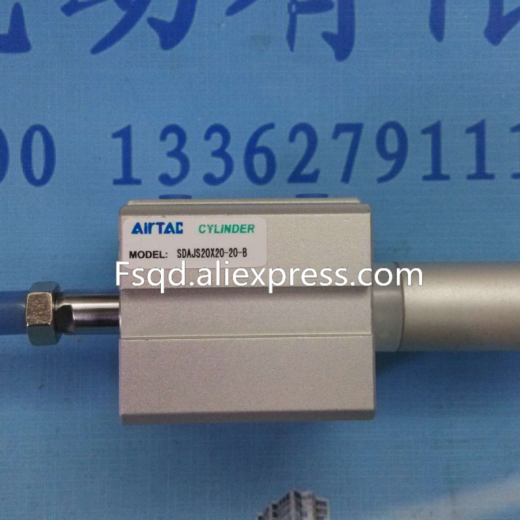 SDAJS20-20-20-B AIRTAC Thin cylinder air cylinder pneumatic component air tools SDAJ series su50 400 s airtac thin three axis cylinder with rod air cylinder pneumatic component air tools