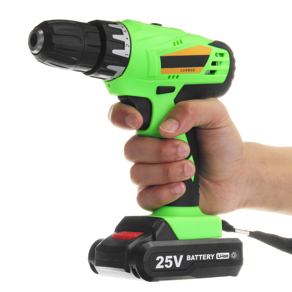 Best 25V Cordless Power Drill 1.3A Output 2 Lithium-Ion Battery Rechargeable Electric Screwdriver Kit Repair Tool With ChargerBest 25V Cordless Power Drill 1.3A Output 2 Lithium-Ion Battery Rechargeable Electric Screwdriver Kit Repair Tool With Charger