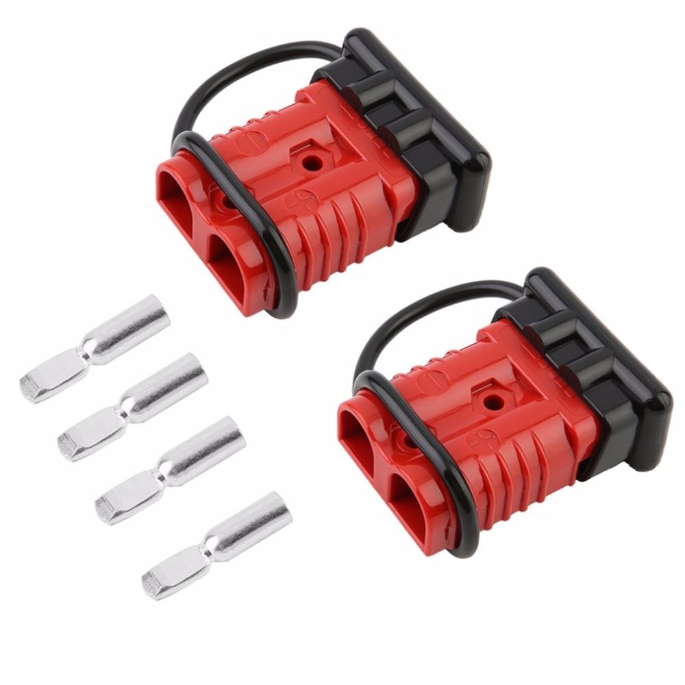 Anti Dust Moisture 175A font b Battery b font Quick Connect Plug Tool 2 4 Gauge