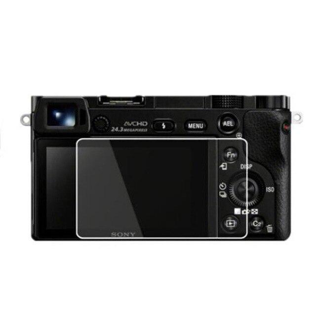 Gehard Glas Voor Sony Alpha A6000 A6300 A6400 A5000 A6600 NEX 7/6/5/5N/5R/5T/3 Camera Scherm Film Bescherming Cover