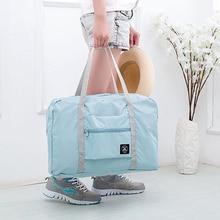 Big Capacity Travel Bags Unisex Waterproof Nylon Folding Duf