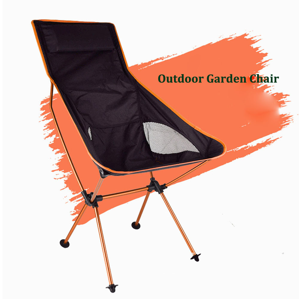 Modern Outdoor or Indoor Camping Chair for Picnic fishing chairs - Furniture - Photo 1