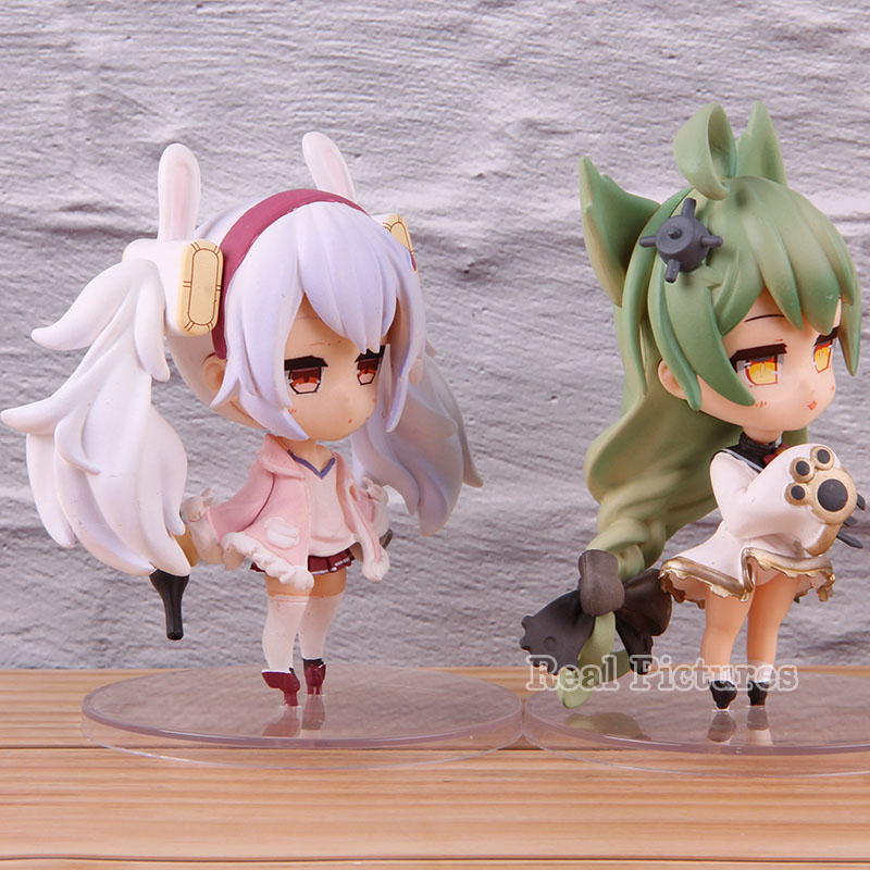 Azur Lane SD Lafie Akashi Q Version Japanese Anime Figure Figurine Toy Gift