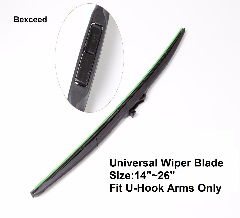 Best Quality Auto accessories Soft Rubber WindShield car Wiper blades for toyota
