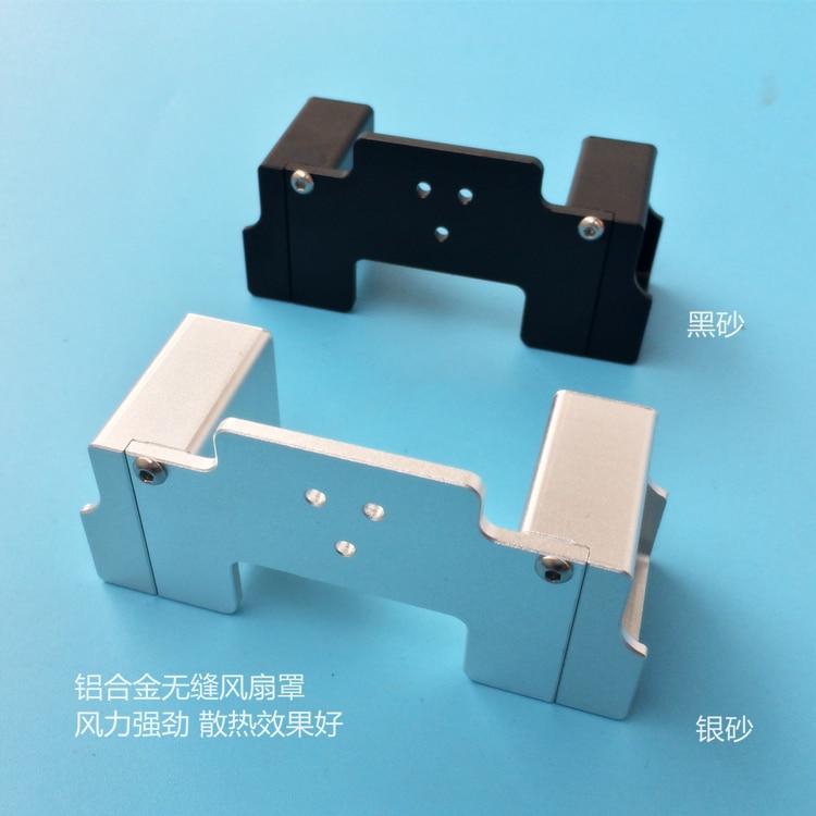 Funssor Ultimaker 2 + 3D imprimante Chimère hotend kit double extrudeuse Ventilateur Support