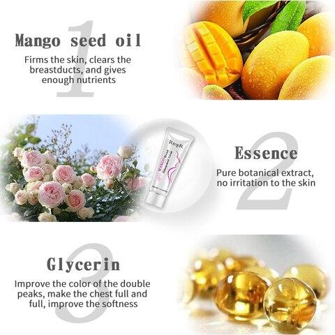 Mango Breast Enlargement Cream for Women Full Elasticity Chest Care Breast Fast Growth Cream Big Bust Body Cream Firming Lifting Islamabad