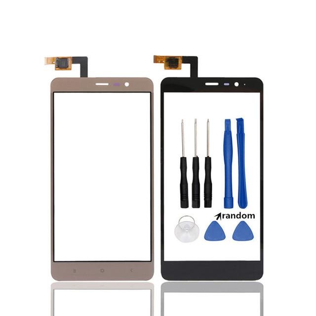 For Xiaomi Redmi Note 3 Touch Screen Digitizer glass lens sensor Replacement parts For Xiaomi Redmi Note 3 Hongmi Note 3